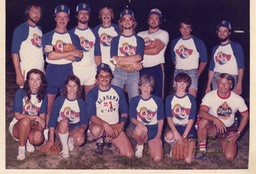 Q104 Softball Team