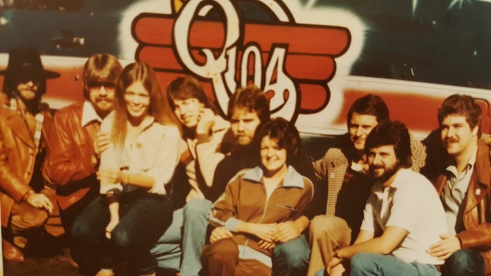 Q104 Staff (can you name them?)