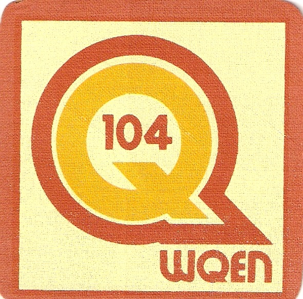 The first Q logo