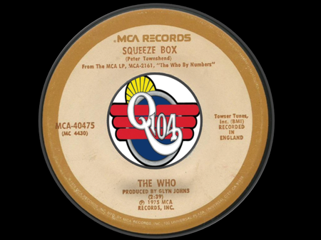 The Who Q104